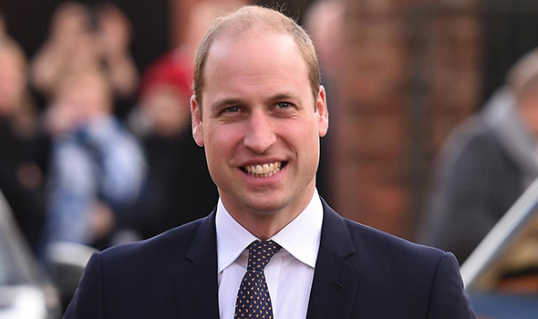Prince William endorses a national campaign for a police officer memorial